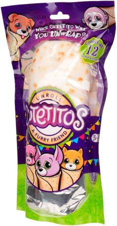 Cutetitos - Plush Toy - Blind Box - Styles May Vary Baby Dolls For Kids, Baby Girl Toys, Toys For Girls, Lol Dolls, Barbie Dolls, Nom Noms Toys, Jasmin Party, Disney Princess Toys, Baby Alive Dolls