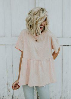 Blush Babydoll | ROOLEE