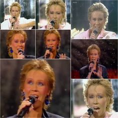 """Today in 1985 Agnetha was in Cologne Germany where she recorded performances of """"I Won't Let You Go"""" and """"One Way Love"""" for the TV show Kanguru #Abba #Agnetha http://abbafansblog.blogspot.co.uk/2017/03/19th-march-1985.html"""