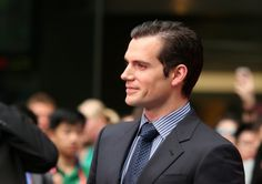 Henry Cavill at the 'Man of Steel' Shanghai Premiere