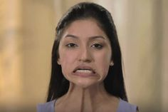 7 Simple Facial Exercises That Can Give You A Beautiful Younger Looking And Glowing Skin well_defined_jaw_line Beauty Care, Beauty Skin, Beauty Hacks, Diy Beauty, Face Yoga Exercises, Facial Yoga, Glowing Face, Luscious Hair, Face Massage