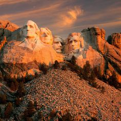 Just taking a second to think about how cool Mount Rushmore actually is.