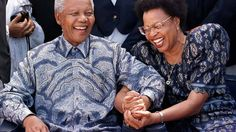 Mandela's final moments spent with Winnie and Graça
