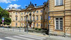 St. Mary Church Poland   Sapieha Palace, Warsaw - Wikipedia, the free encyclopedia