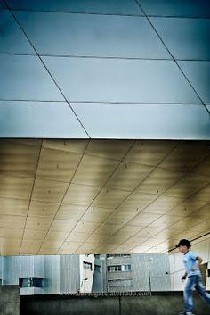 Steel Beauty. Blue Series#08#.2009. Fotografía (ink jet print). Papel fotográfico laminado y montado sobre Dibond. 33x50 cm