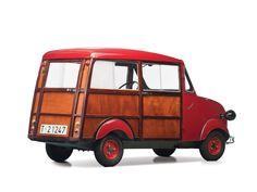 1960 Biscuter 200-C Comercial                                                                                                                                                                   Estimate:$20,000-$30,000 US