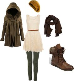 Robin hood inspired - Love the Coat!!