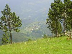 El cim de la Covil (2.003 m), a Campelles, Ripollès (Catalunya - Catalonia)