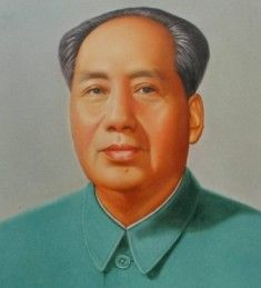 """This link will take you to the """"Biography for Kids"""" on Mao Zedong"""