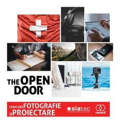Toud made the brochures for The Open Door contest with prizes consisting in trips to Switzerland Door Opener, Brochures, Brochure Design, Switzerland, Magazines, Trips, Doors, Create, Journals