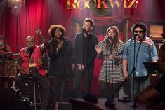 """From Little Things, Big Things Grow - Archie Roach, Emma Donovan, Blake Scott, Ella Hooper, and Richard Clapton cover the Kev Carmody/Paul Kelly classic song """"From Little Things, Big Things Grow"""" with the RocKwiz Orkestra and Vika and Linda Bull to close the RocKwiz Salutes The Legends of Australia on SBS."""