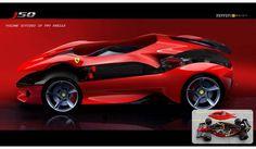 フェラーリ日本上陸50周年の特別モデル「J50」を発表|Ferrari ギャラリー