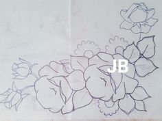 Stencils, Rose Patterns, Home Decor, Top, Rose Drawing Simple, Doll Quilt, Painted Flowers, Painted Roses, Artists