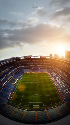 Soccer Tips. One of the best sports on the planet is soccer, also referred to as football in most countries around the world. Ronaldo Real Madrid, Real Madrid Football, Soccer Stadium, Football Stadiums, Sport Football, Football Pics, Football Players, Stadium Wallpaper, Football Wallpaper
