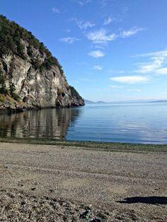 beautiful beach on Lopez Island (WA) | Dana Treat