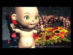 Montag - der Schweinehund ist im AnmarschSonntag verschwindet BabyAnimation - YouTube
