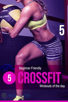 We cannot talk about fitness trend without Cross Fit entering the conversation. The most important thing about Cross Fit is that, anyone can join it. #crossfit