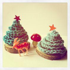 Noël au crochet (tuto)