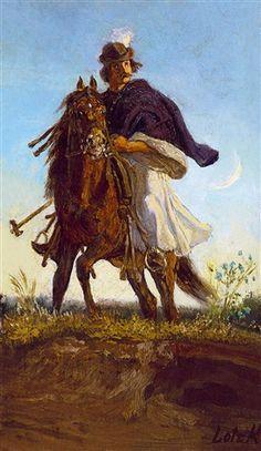 Outlaw by Károly Lotz