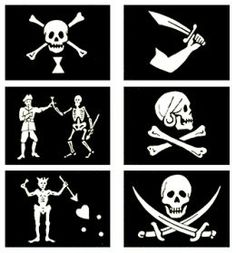Jolly Roger (The Pirate Flag)