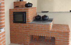 Barbacoa, O Gas, Kitchen, Home Decor, Masons, Wood Stoves, Brick, Kitchens, Home Gadgets