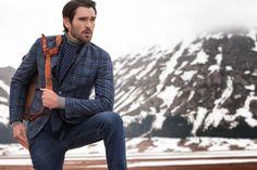 Angelo Nardelli 1951 Autumn/Winter 2015 Men's Lookbook   FashionBeans.com