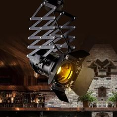 SHOPLOFT | cтиль лофт: освещение, мебель, декор