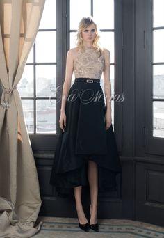 Vestido de fiesta Inmaculada Garcia Modelo Paola