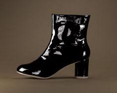 Boots vernies La Redoute Quoi de neuf mode La mode est à la diversité. Jeux  de volumes, imprimés, inspirations nomades: notre point à porter.