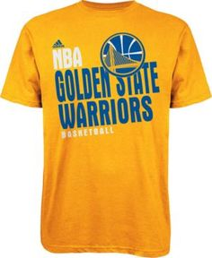 f9a6ffc8f10 adidas Men s Golden State Warriors Graphic T-Shirt Golden State Warriors