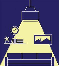 Lamps « Haik Avanian #illustration #design #inspiration