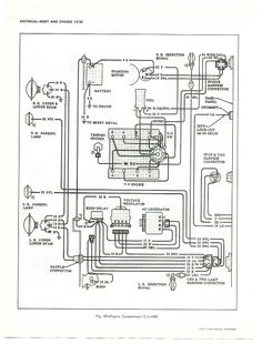turn signa switch wiring diagram 85 chevy truck 85 chevy truck wiring diagram | chevrolet truck v8 1981 ... #3