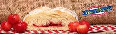 Cherry Butter Braid pastry #ButterBraid #Pastry #Cherry