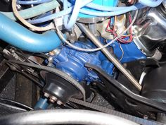 Review Reasons for Water Pump Failure on Classic Cars: Classic Car Water Pump