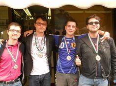 Magic Senza Frontiere Spring 2014 - 2ª Squadra Classificata