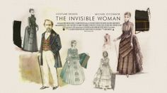 2014 The Oscars 86th COSTUME DESIGN The Invisible Woman 狄更斯的秘密情史