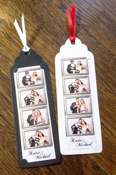 Magnetic Photo Booth Frames Perfect Keepsake To Go Along With