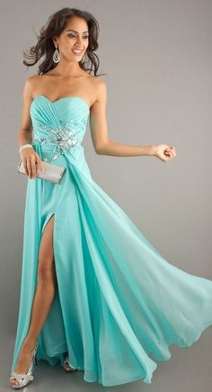 Prom Dresses keira likes this she thinks it looks like Elsa the ice Queen's dress!!