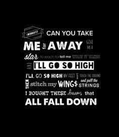 Wing$ by Macklemore.