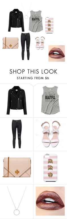 """""""OC For a Fanfiction"""" by super-fangirl27 ❤ liked on Polyvore featuring Tory Burch and Roberto Coin"""