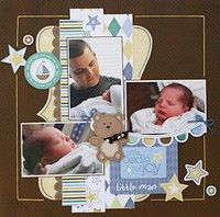 A Project by Robbielh1 from our Scrapbooking Gallery originally submitted 05/18/11 at 10:00 AM