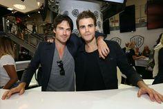 Ian and Paul at Comic Con 23-7-16