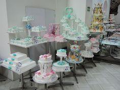 Cukiernia z tortami na każdą okazję. fot. Paweł Trefler