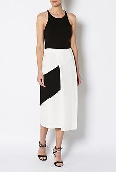 Tome Wrap Skirt