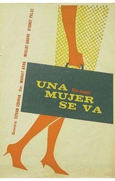 A Woman Leaves - by Raymundo García Parra.