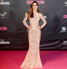 "Ariadne Artiles on Instagram  ""Repost  zuhairmuradofficial Pretty in pink    ariadneartiles flaunted 9f157cdce7cc"