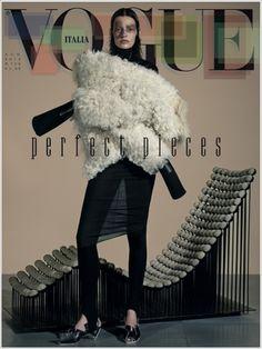 Vogue Italie Août 2013