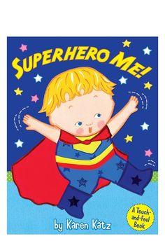 Superhero Me! by Penguin Young Readers on @HauteLook