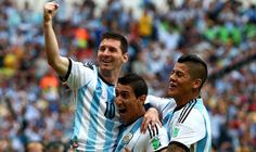 After another could be less-that-inspiring performance, Lionel Messi is not clear, since Argentina can take them, but now it has at least caught in the quarterfinals. 117 minutes but Lionel Messi finally shook free for disciplined defense of Switzerland, go way into the box and create a shot from Angel Di Maria, Diego Benaglio who buried under Swiss past responsible for converting the Albiceleste 1 – 0