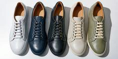 Shoemaker Armando Cabral teams up with Theory.